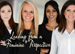 "Leading from a ""Feminine"" Perspective: developing a strong, diverse, balanced and committed leadership team"
